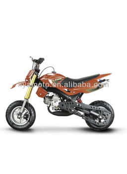 2 stroke pull start mini moto pit bike