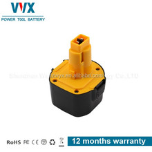 9.6V 3.0Ah for Dewalt rechargeable nimh power tool battery DW926