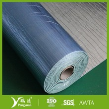 metallic heat retardant faced XPE foam insulation color steel sheets