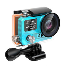 Cheap price action camcorders 4k action camera 7G lens mini dv camera for diving