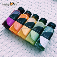 250ml 350ml 500ml French Square Plastic Bottle Cold Pressed Juice Bottle