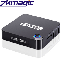 superior quality internet tv box android EM95X Amlogic tv box android 2gb