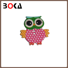High quality eagle pattern coat button for children