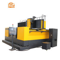 QVM2020 5 Axis low cost CNC Metal Workshop Milling Machine