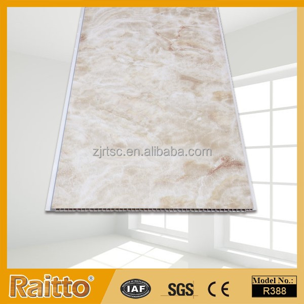 Marble PVC Sheet PVC Wall Panel for Bathroom