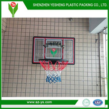 PC material basketball backboard with standard basketball backboard size