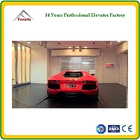 Reliable Car Lift from Foralls Elevator in China