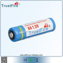 TrustFire NiMH AA 2500mah battery,nimh 1.2v rechargeable battery