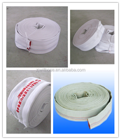 High Quality 0.8-8 inch 2-8 bar Water discharge PVC Layflat Hose