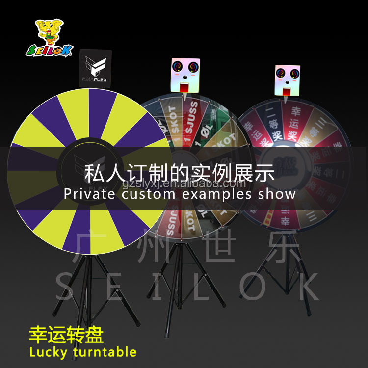 2017 Hot sale prize wheel,wood prize wheel,s,lucky wheel pin wheel of fortune fortune of wheel