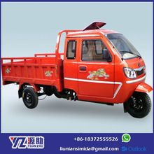 2017 New Product Auto Hydraumatic Dumping Cargo Tricycle