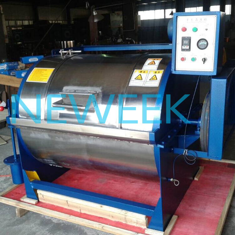 Neweek factory price automatic horizontal hospital use big clothing washing machine