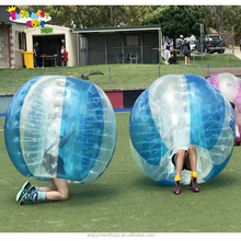 Enjoyment CE inflatable human soccer bubble/loopyball/inflatable human balloon