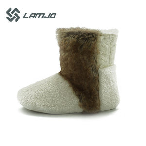 winter fur boots for men
