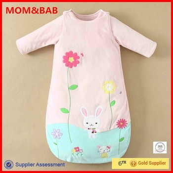 New Arrival 2014 mom and bab fashion newborn baby sleeping bags, sleepingwear for infant baby