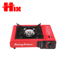 Sophisticated technologies portable double burner butane gas stove