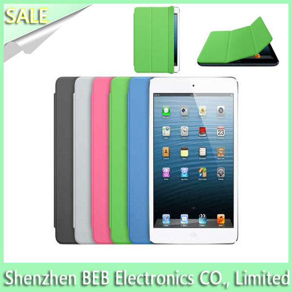 Nice for ipad mini smart cover has cheap factory price