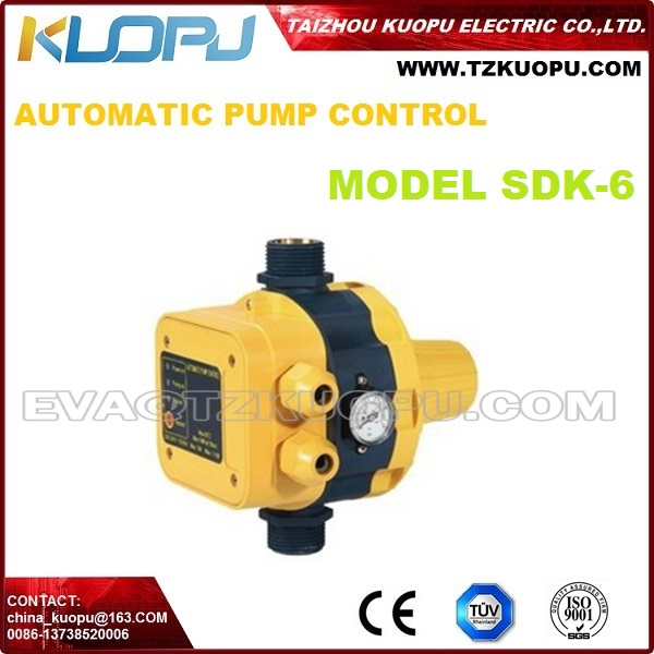2017 new hot sale egype market SDK-6 with yellow and black color smart size pressure control