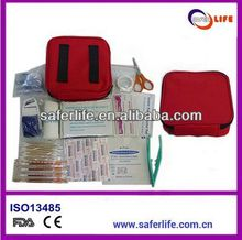 Car portable first aid bag box emergency first aid kit contents first aid kit