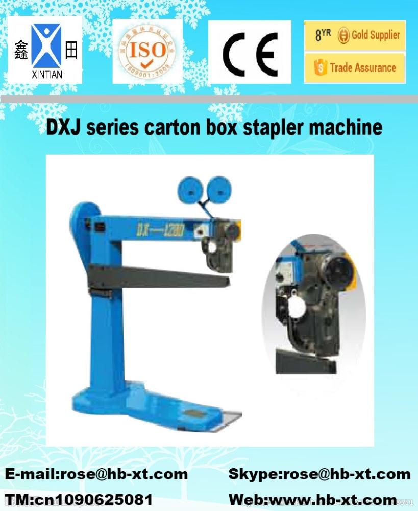 foot stapler machine