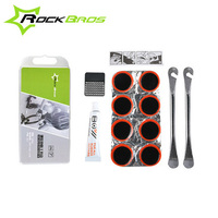 ROCKBROS Portable Mini Bike Bicycle Tyre Repair Tool Kit