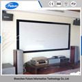 steel frame projection screen 120inch 16:9