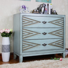 hot sell cheap 3 drawers bedside table