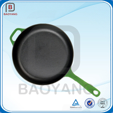 China supplier cast iron skillet enameled cast iron cookware