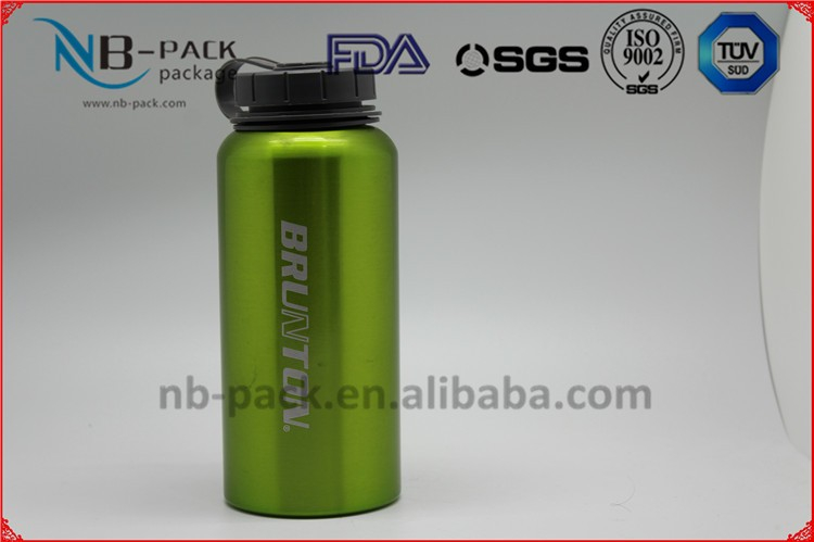 400ml Fashion aluminium water bottles for korea market