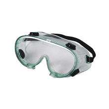 GW019 2016 Popular CE EN166 Protective Safety Glasses PC Anti-fog Safety Goggle