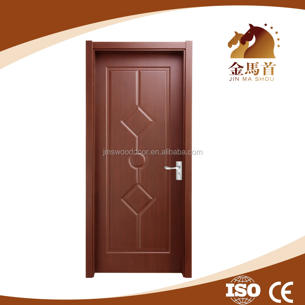 Cheap price Modern design exterior PVC doors and windows/ PVC door design