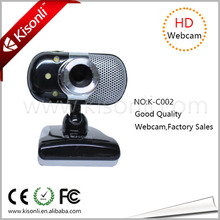 high quality FPS 2.0 megapixel webcam plug and play web camera