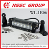 Lifetime warranty 8 inches Led driving light bar 30w watts police car lightbar