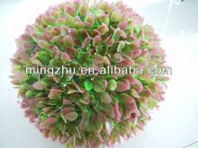 2013 China Artificial grass ball garden fence gardening glitter boxwood berries