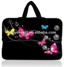Full Color Neoprene Laptop Handle Bag Sleeve Pouch Cover