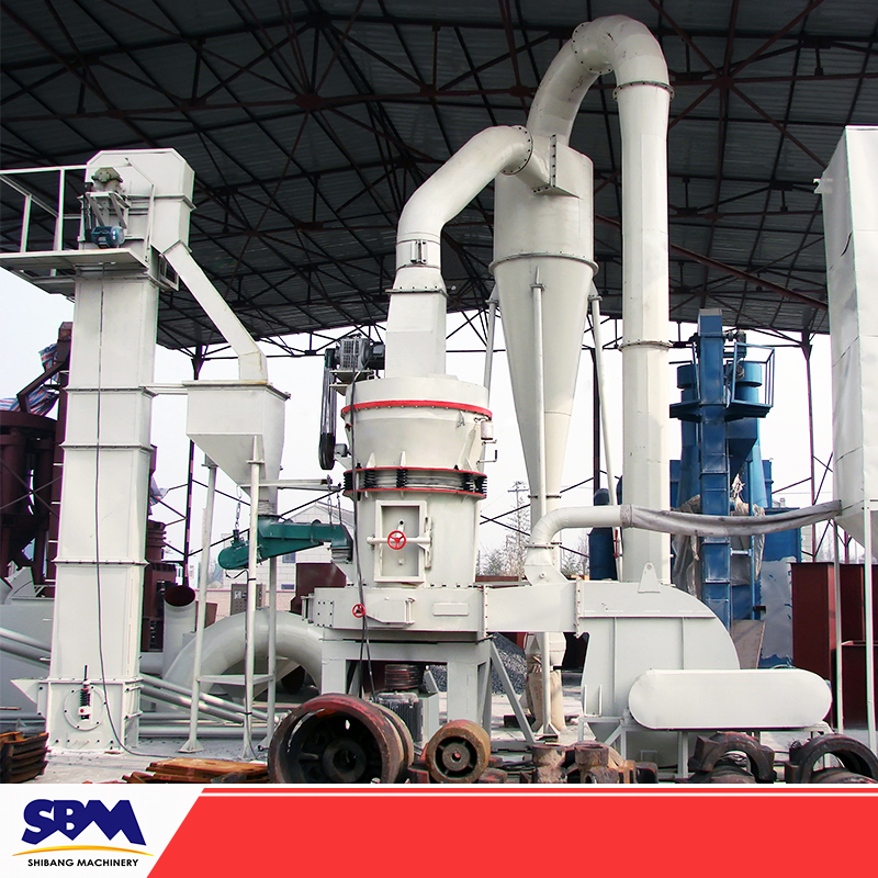 Used machinery manganese ore grinding mill