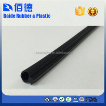 Wholesale OEM custom molded door rubber hinge strip
