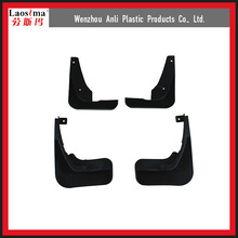 China body kit for cars black mud guards for Buick Regal 09