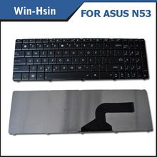 wholesale replacement keyboard laptop for Asus K52 G60