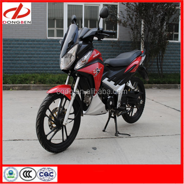 China Manufacturer Cheap New Products 150cc Gasoline Cruiser/Run Moto