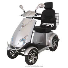 2018 best adult electric 4 wheel motorcycle for disabled(YHZ-4W-02)