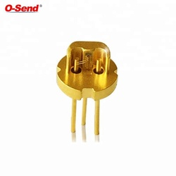 O-Send High modulation bandwidth Green 520nm 10mW/1W laser diode