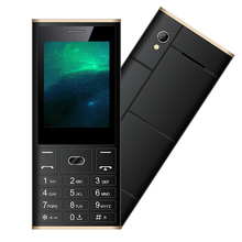 "Hot Sale 2.4"" Screen Dual SIM Card GSM Blu Dual SIM Chinese Mobile Phone In Haiti B198"