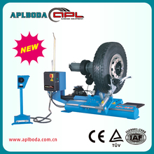 large truck tyre changer/fitting machine with CE