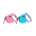 With pause button PRO-Retractable medium and small dog leash