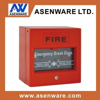 Conventional Fire Alarm Manual Alarm Button Break Glass