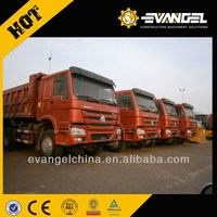 Lowest price Chenglong dump truck for sale