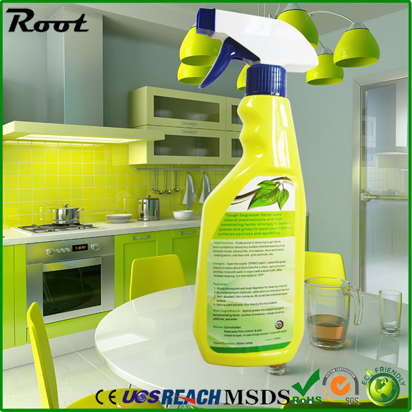 Hot Selling Quick Effective Kitchen Oil Stain Cleaner