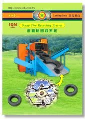 Tires Recycling System