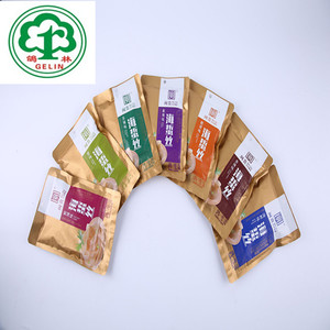 Hot Sale 7Flavor Seafood Snack Instant Jelly Fish Skin Fish Snack